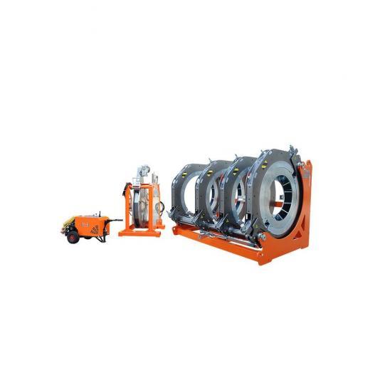 Ritmo DELTA 1200 V1 kézi vezérlésű tompahegesztőgép, 400V, szűkítő befogósorozat nélkül
