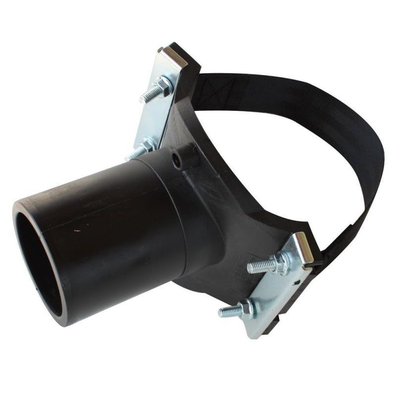 315/90 fűtőszálas nyeregidom PE100 SDR11 ELOFIT