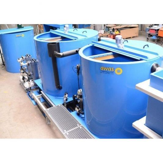 Ipari szennyvíztisztító berendezések